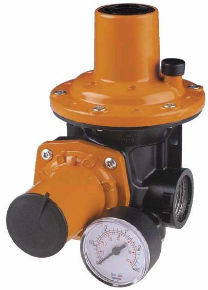 регулятор давления газа 100